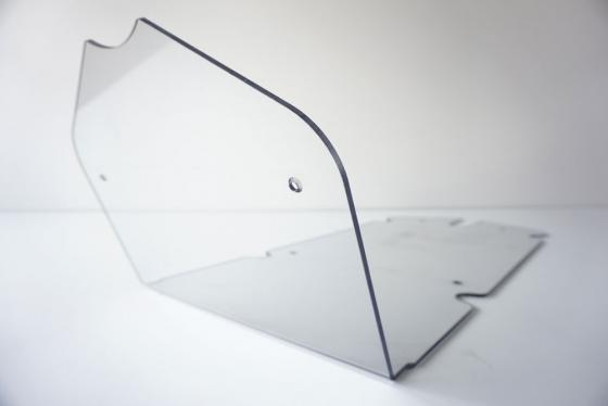 Bullitt Board transparent
